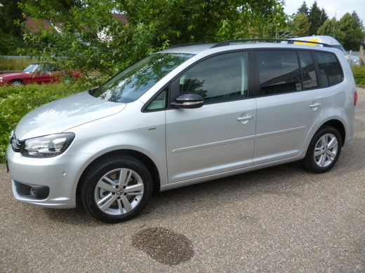 VW Touran Match 2,0 TDI 103KW
