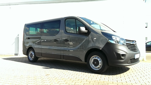 opel vivaro 9 sitzer l2h1 bus diesel van 9 sitzer 3090064926. Black Bedroom Furniture Sets. Home Design Ideas