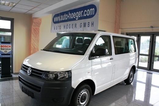 VW T5 9-Sitzer Diesel Klima Radio