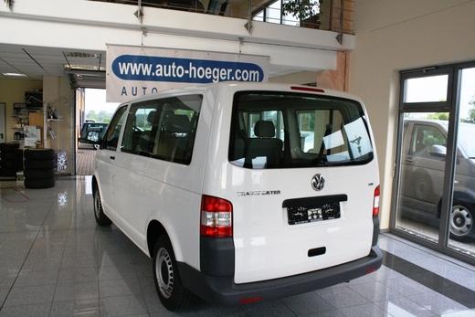 9-Sitzer - VW T5 9-Sitzer Diesel Klima Radio