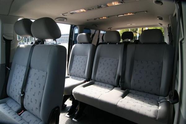 vw t5 caravelle 9 sitzer langer radstand platz f r. Black Bedroom Furniture Sets. Home Design Ideas