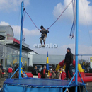 Bungee Trampolin High Jump - Actionsport f�r Jedermann!
