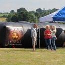 Lasertag Firmenevent inkl. Lasertag Dome - MOBIL