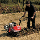 Light Duty Petrol Ground Tiller / Power Digger