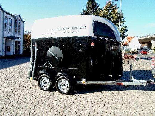 pferdeanh nger b ckmann comfort mit sattelkammer und 100 km h z anh nger 8969740823. Black Bedroom Furniture Sets. Home Design Ideas