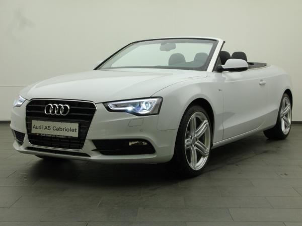 Audi A5 Cabriolet 3.0 TDI multitr. (Facelift)