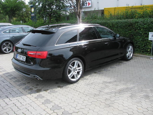 audi a6 avant 3 0 tdi quattro 180kw s tronic audi 8476198397. Black Bedroom Furniture Sets. Home Design Ideas