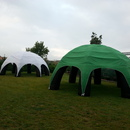 Event Dome ~ Party Dome ~  Fu�ball Soccer Dome ~ Sonnenschutz ~Regenschutz ~ bei spass-events