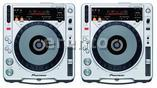 CD Player Pioneer CDJ 800 MK II, 2 St&uuml;ck !!! MP3 !