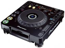 Pioneer CDJ 1000 MK2 Player - DJ Player - Digitaler Plattenspieler
