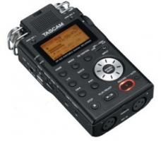 TASCAM Digital-Audiorecorder DR-100