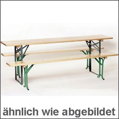 bierbank b nke bierzeltgarnitur 3859869789. Black Bedroom Furniture Sets. Home Design Ideas
