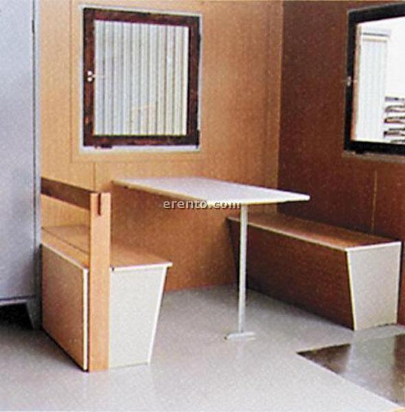 bauwagen 3 5m mit standardausr stung bauwagen 1970657571. Black Bedroom Furniture Sets. Home Design Ideas