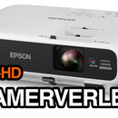 Epson Full-HD Beamer Public Viewing bis 300