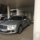 BENTLEY CONTINENTAL GT W12 - NEUES MODELL - 575 PS