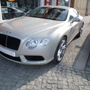 THE NEW BENTLEY CONTINENTAL GT V8 mieten