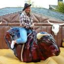 Bullriding deluxe - das exklusive American Western Rodeo inkl. 19% MwSt.!