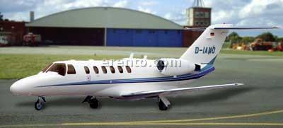 Business Jet - Citationjet CJ2