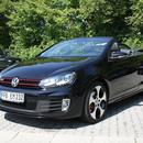 VW Golf VI GTI Cabrio 2, 0 TFSI 210 PS DSG