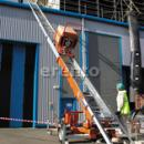 Towable Ladder Hoist