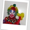 Lisa der Clown