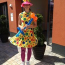 Walk-Act Clown / Special Promotion Clown / Promoter