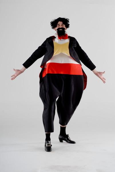Pavarotti Costume 3310762172 Erento Co Uk