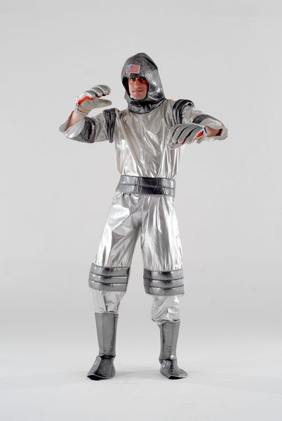 space suit costume rental