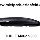 THULE MOTION XXL 900 SKIBOX DACHBOX GEP�CKBOX JETBAG DACHCONTAINER TRANSPORTBOX mieten