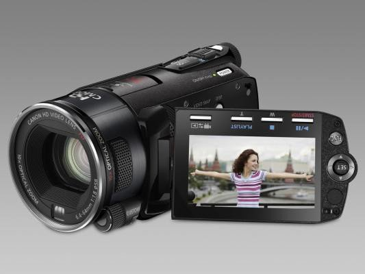 FULL HD Canon HF S 10  Digitaler Video Camcorder Videocamcorder HFS