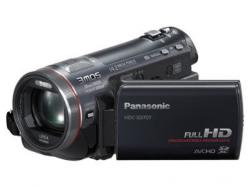Panasonic SD 707 Full HD Camcorder