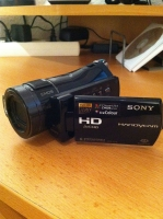 Sony Handycam HDR-CX6EK / HD-Videokamera / Camcorder
