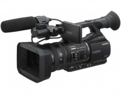 SONY HDV Kamera HVR-Z5E