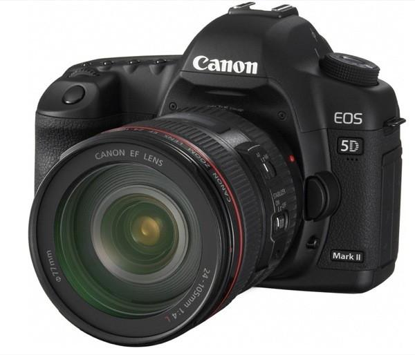 5 D Canon Mark2