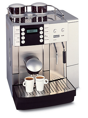 gastro kaffee vollautomat franke flair espressoautomat. Black Bedroom Furniture Sets. Home Design Ideas