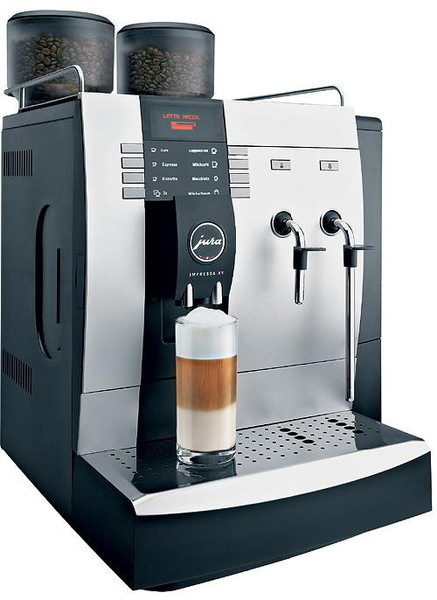 kaffeevollautomat jura impressa x9 x 9 espressoautomat. Black Bedroom Furniture Sets. Home Design Ideas
