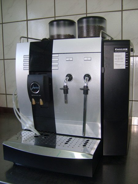 kaffeevollautomat jura impressa x9 espressoautomat. Black Bedroom Furniture Sets. Home Design Ideas