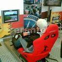 Formel 1 Simulator Rennsitze 1x 