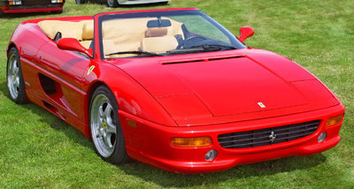 Ferrari 355 Spider, Item number: 3519916430, Category: Ferrari ...