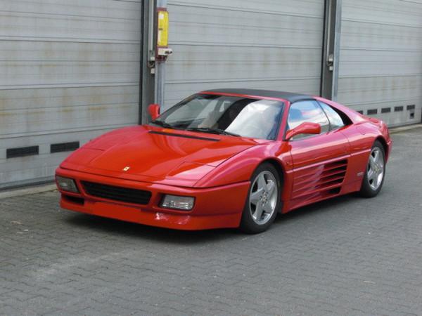 Ferrari Rundfahrt  - Mitfahrt als Beifahrer in einem Ferrari