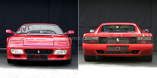 Ferrari - Ferrari Testarossa