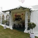 Corporate Marquee hire from Harbury Marquees