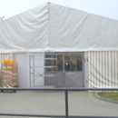 Festzelt, 15x15m