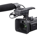 Sony HXR-NX30 kompakter Camcorder mit eingebautem Beamer
