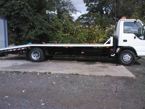 Tow Truck - Recovery Vehicle from Romford, Essex on erento.co.uk