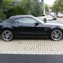 Ford Mustang Cabrio 4.6 320 PS Supersound Mieten zum selber fahren