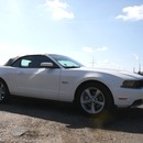 Mustang 2011 GT Cabrio V8 zum Selberfahren*** 418 PS (308 KW) Leistung! 5.0 Liter Hubraum! 