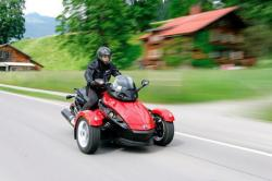 BRP Can-Am Spyder Roadster SE5