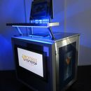Cocktailmaschine mit mobiler Cocktailbar f�r Cocktail-Catering