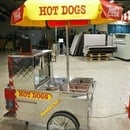 Hot Dog Wagen